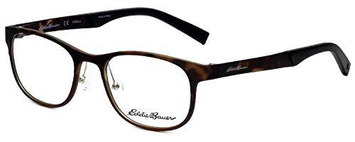 Eddie Bauer Designer Eyeglass Frame EB32001-TT in Tortoise 51mm