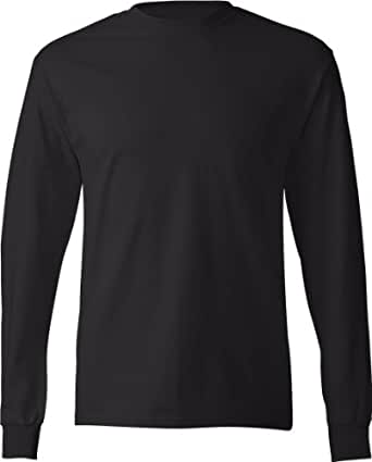 Black long sleeve t shirt artee shirt for What is a long sleeve t shirt