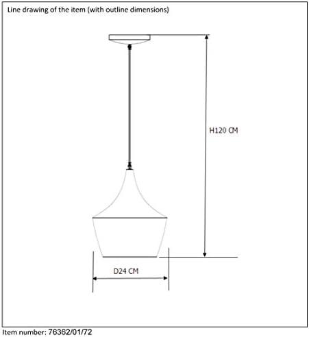 Lucide WOODY E27 Madera iluminación de techo Lámpara (Dormitorio, Cocina, Salón, Madera, Otro, II, Clásico, 1 bombilla(s))