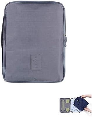 Ducomi® Cloonie - Organizador de Viaje para Camisa y Corbatas ...