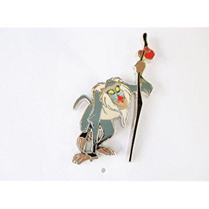 Disney Trading Pin - Rafiki Baboon The Lion King Booster - King Disney Pin