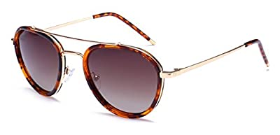 """PRIVE REVAUX """"The Godfather"""" Handcrafted Designer Rider Sunglasses"""