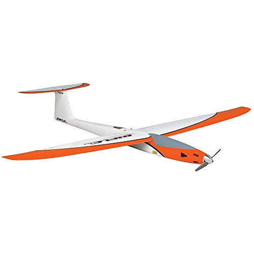 Great Planes Rifle 1M Radio Controlled Electric-Powered Almost Ready-to-Fly One Meter Sport ()