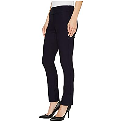 Tribal Women's Flatten It Pull-On Slim Leg Pant, Ink, 18 at Women's Clothing store