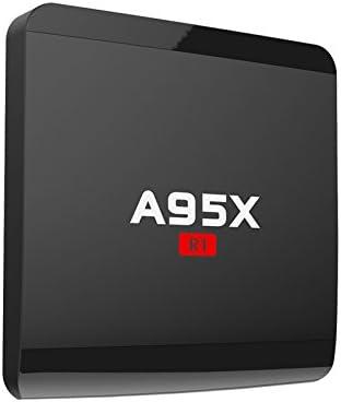 Smart TV Box A95 x Rockchip rk3229 Quad-Core Android 6.0 1 GB/8GB Smart TV Box HDMI 2.0 4 Kx2 K HD 2,4 G Wifi reproductores multimedia Euro: Amazon.es: Hogar
