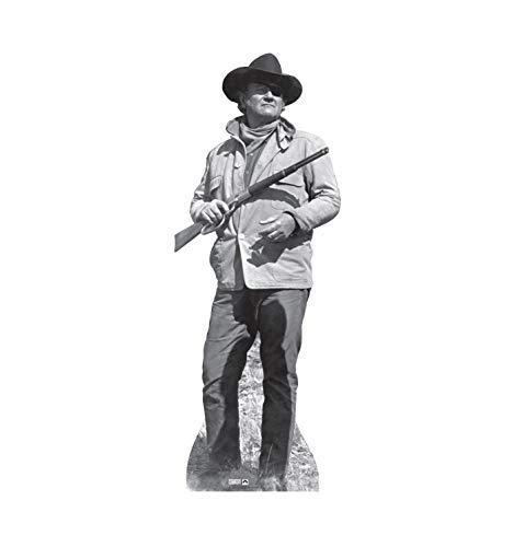 (Advanced Graphics John Wayne Life Size Cardboard Cutout Standup - True Grit (1969 Film))