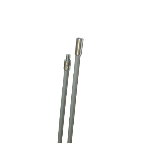 Rutland Products 25P-5-1/4-Inch 20 Threading by 5-Foot Flexible Pellet Stove Rod, Outdoor Stuffs