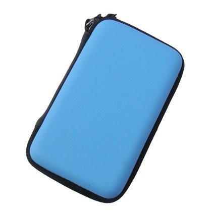 Nds Lite Case - OSTENT Hard Case Bag Carry Pouch Compatible for Nintendo DSL NDS Lite Color Blue