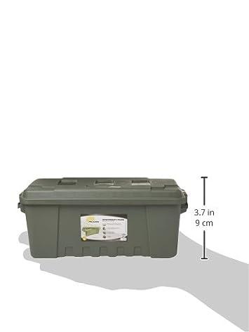 Plano Molding 1719-01 68 Quart Tote OD Green
