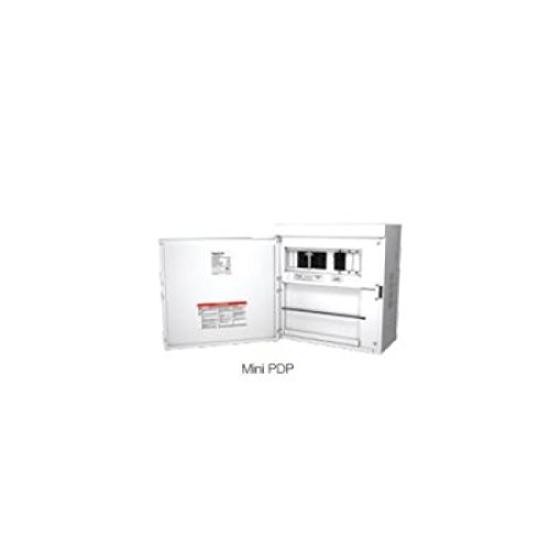 SCHNEIDER RNW865101301 XW+ MINI POWER DISTRIBUTION PANEL by Schneider Electric