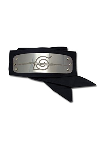 - Great Eastern Naruto Anti Leaf Village Headband