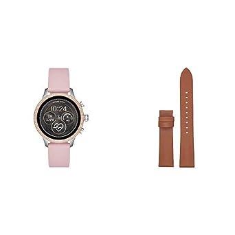 Amazon Com Michael Kors Access Womens Runway Touchscreen Smartwatch
