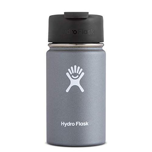 Hydro Flask Travel Coffee Flask - 12 oz, Graphite