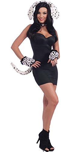 Forum Novelties Women's Dalmatian Ears and Tail Set