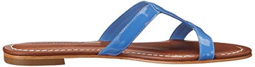 Bernardo Womens Whitney Robe Sandale Bleuet Bleu