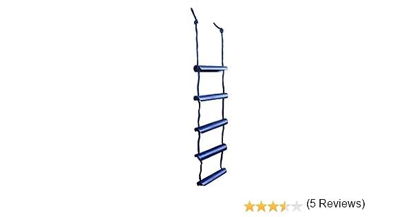 Osculati Nailon Escalera de Cuerda, tre, Cuatro o Cinco Grados (Cuatro Grados): Amazon.es: Deportes y aire libre
