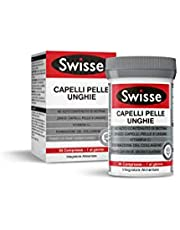 Swisse Capelli Pelle Unghie Integratore Alimentare 60 Compresse