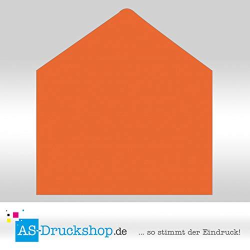 Briefumschlag KuGrün - Orange - mit Seidenfutter DIN DIN DIN C5   50 Stück B0794ZQWC5 | Elegantes und robustes Menü  64a081