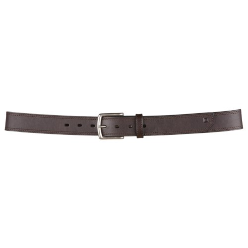 5.11 Tactical Leather (5.11 Tactical Arc Leather Belt, Brown, Large)