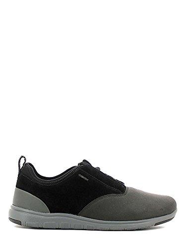 Geox U640DA 022HM Zapatos Hombre Negro 45