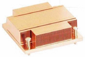 New Supermicro Snk P0011 1u Passive Heatsink High Quality Practical Excellent Performance by Supermicro