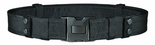 Bianchi Patroltek 8300 Black Web Duty Belt Kit (Small)