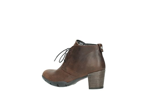 Comfort 530 Bottes Oiled Leather Bighorn Wolky Brown vdOgxqtH