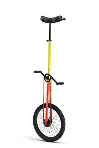 Unistar XL 20, 20inch Wheel Unicycle, Yellow by Diamondback Bicycles