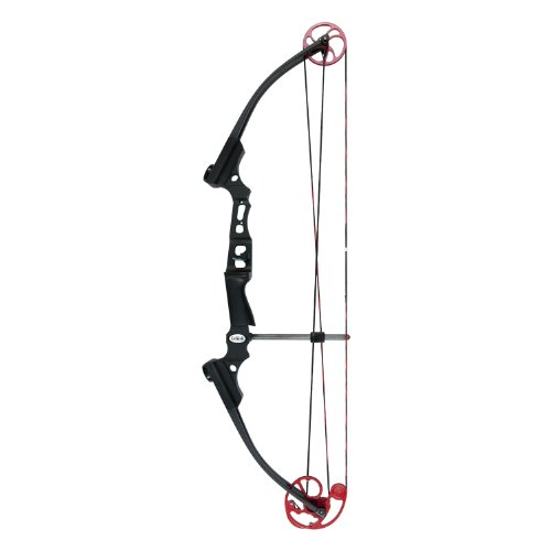 Genesis 11417 Mini Bow, Right Handed, Black with Red Camo