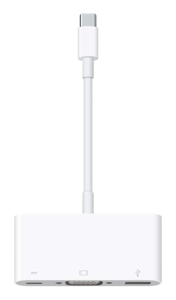 Apple USB-C VGA Multiport Adapter by Apple
