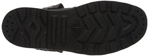 Mujer LP Altas 315 Black Supply Negro para Palladium Low Zapatillas Baggy AxqAE1w0