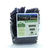 Woodstock Farms Raisins - Woodstock Farms Raisins, Thompson, 16-Ounce (Pack of 8)