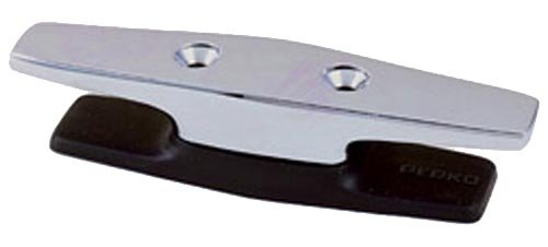 Perko 1305DP1CHR 4-1//2-Inch Closed Base Marine Chrome Plated Cleat