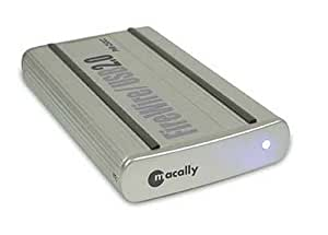 "Macally PHR-250CC - Hard Drive Enclosure - 2.5"" - IDE - Firewire / Hi-Speed USB"