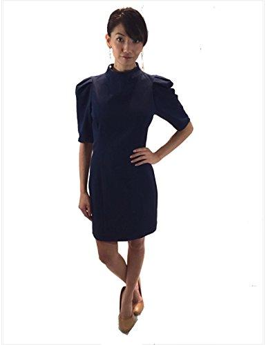 Buy black halo cutout sheath dress - 5