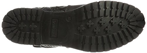 breaker Lottie Nero Donna Stivali Desigual negro Shoes a5T1qwnU4
