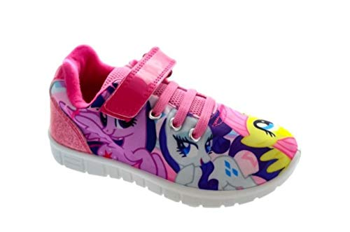 6310522574 My Little Pony Trainers - Elasticated Laces Touch Fastening (Girls) - Buy  Online in UAE.
