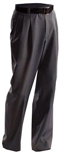 "Smitty Charcoal Grey Umpire Combo Pants (36"")"