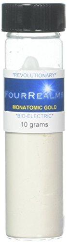 Monatomic Gold – White Powder Gold – 10 Grams – ORMUS – Orme