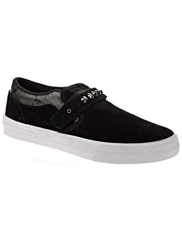 Supra Femmes Sneakers CUBA Black-White SW92500