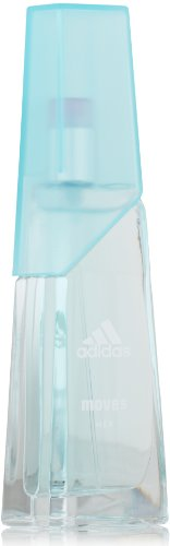 Adidas Moves by Coty for Women 1.0 oz Eau de Toilette Spray - Unboxed 1 Spray Ounce