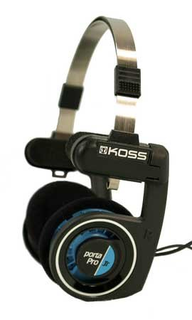 Koss PortaPro Jr. headphones