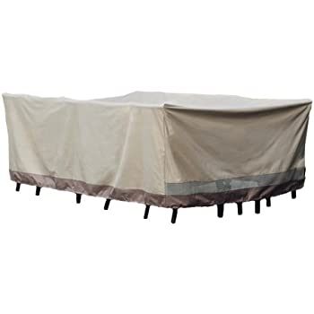 Amazon Com Patio Armor Sf40294 X Large Mega Table And