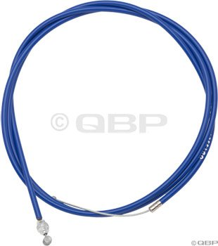 Odyssey Slic-Cable Bicycle Brake Cable, - Blue 1.5mm