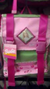 seven 293321 zaino barbie kid asilo