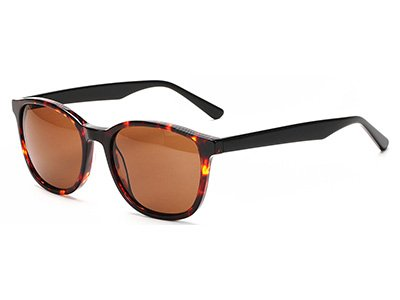 FIRST 54X18 C3 GAFAS NEGRO ECAILLE POL949 140mm Sqfd1