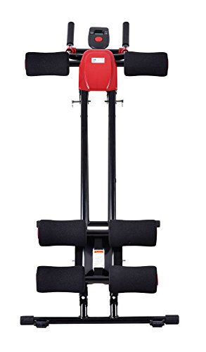Ab Cruncher Abdominal Trainer 5 Minute Shaper Exercise Machine Core Workout by Unknown