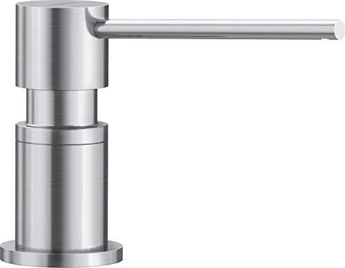BLANCO 525809 LATO Soap Dispenser, Stainless Steel Finish