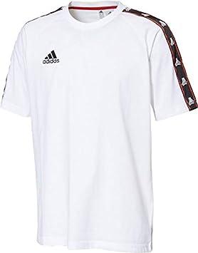 adidas Tan Tape Cotton - T-Shirt Hombre: Amazon.es: Deportes y aire libre