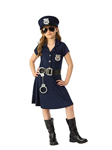 Rubie's Girl Police Officer Costume S for $<!--$29.92-->